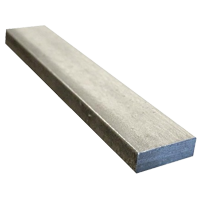 Nickel Alloy 200 Rectangular Bar