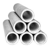 Nickel Alloy 200 Round Pipe
