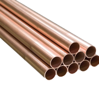 Copper Nickel 90/10 Seamless Tubes
