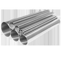 Titanium Round Tubes